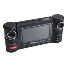 Видеорегистратор F30 с 2-мя камерами