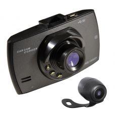 Видеорегистратор G30B с камерой заднего вида