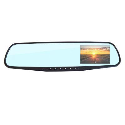 Зеркало-видеорегистратор Vehicle Blackbox DVR 4.3'