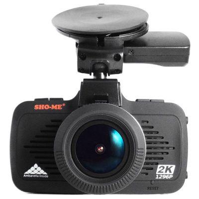Видеорегистратор Sho-Me A7-GPS/GLONASS, Black